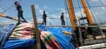 Penyelundupan 194 Ton Rotan Ke Malaysia Digagalkan di Perairan Natuna