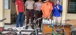 Pria Spesialis Pencuri Sepeda Akhirnya Menyerah Dibekuk Polisi