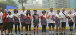 Palu Charity Run, Maraton Amal Tempuh Jarak 7,4 Km