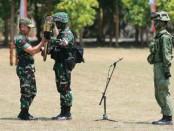 Penutupan Latihan Bersama TNI AD Kodam V/Brawijaya dan Singapore Armed Forces (SAF) di Puslatpur 5 Marinir Baluran Situbondo, Jawa Timur - foto: Istimewa