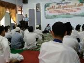 Peringatan Maulid Nabi Muhammad SAW 1440 H di Rutan Purworejo, Selasa (20/11) - foto: Sujono/Koranjuri.com