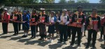 Taklukkan Ajang Porsenijar Ke-6 YPLP PGRI Denpasar, Trigriska Raih Juara Umum I
