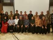 Pertemuan Owner & CEO dengan Gubernur secara terbatas bertempat di Aryaduta Lippo Karawaci Jumat 23/11 malam - foto: Istimewa