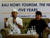 I Wayan Koster-Tjok Oka Artha Ardhana Sukawati (Koster-Ace) - foto: Istimewa
