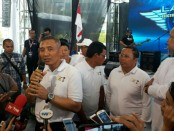 Direktorat Lalu Lintas Polda Metro Jaya mensosialisasikan sistem Elektronic Traffic Law Enforcement (ETLE) di area Car Free Day sekitar Bundaran HI, Jakarta Pusat, Minggu (25/11/2018) - foto: Bob/Koranjuri.com