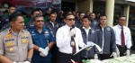Siap untuk Pesta Pergantian Tahun, 2 Karung Sabu-sabu dan Ineks Dicegat Polres Metro Jakbar