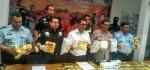 43 Ribu Ineks dan 50 Kg Sabu-sabu Jaringan Malaysia Dibongkar dari 5 Tersangka
