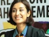 Malika Jiwaji - foto: Ari Wulandari/Koranjuri.com