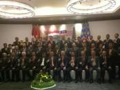 Tahun ini Indonesia menjadi tuan rumah Sidang General Border Commitee (GBC) Malindo Ke-41. Kegiatan terpusat di Pullman Hotel Legian Bali, Kamis, 15 November 2018 - foto: Istimewa