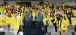 Satrol Lantamal III Jakarta Bekali Mahasiswa UI Tentang Bela Negara