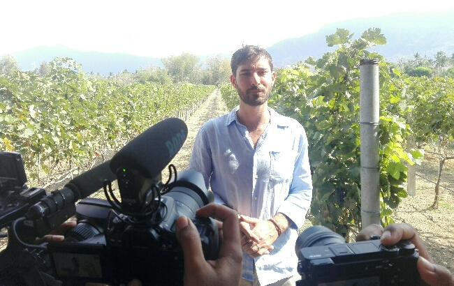 Winemaker Hatten Wines, James Kalleske - foto: Koranjuri.com