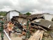 Pencarian terhadap korban tsunami yang menerjang Selat Banten masih terus dilakukan oleh tim gabungan - foto: Istimewa