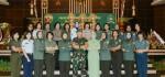 Korps Wanita AD Adakan Syukuran Hari Jadi Kowad di Makodam Udayana