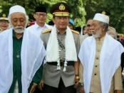 Kapolri Jenderal Polisi Muhamad Tito Karnavian meresmikan kenaikan tipologi Polda Banten dari tipe B menjadi tipe A - foto: Istimewa