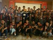 Gamer yang termasuk dalam 179 tim dari 5 cluster di wilayah Bali dan Nusa Tenggara yang akan mengikuti Dunia Games League Qualifier - foto: Ari Wulandari/Koranjuri.com