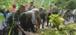 Ribuan Orang Ikuti Aksi Penghijauan di Karangasem