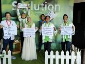 SOYJOY bekerjasama dengan PERSAGI dan Poltekes Kemenkes Denpasar menyelenggarakan acara Nutritionist Gathering dengan Tema 'Tenaga Gizi Profesional Dalam Penatalasksanaan Diabetes Melitus Melalui Proses Asuhan Gizi Terstandar' - foto: Istimewa