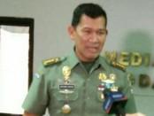 Kapendam Jaya Kolonel Kristomei Sianturi - foto: Istimewa