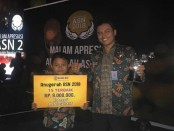 Aparatur Sipil Negara (ASN) Kementerian Kelautan dan Perikanan (KKP). Edy Nurcahyanto masuk dalam nomisasi 10 besar ASN inspiratif tahun 2018 - foto: Istimewa