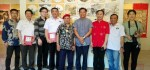 Kolaborasi Pelukis Tiongkok dan Bali Tampilkan 'Kesabaran Adalah Bumi'