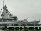 Parade dan Defile Meriahkan HUT Armada RI - foto: Bob/Koranjuri.com