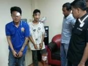 Polsek Tambora Jakarta Barat menangkap 2 pelaku curanmor - foto: Bob/Koranjuri.com
