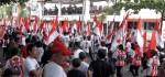Erick Tohir Flashmob Bersama Ribuan Relawan Di Beteng Vasternburg