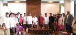 Bertemu Gubernur, Pengurus KONI Bali Paparkan Kegiatan di Tahun 2019