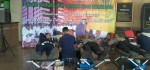 Sambut HUT Satpam, Polda Metro Jaya Gelar Aksi Donor Darah