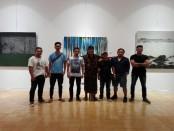 Komunitas perupa C5 menggelar pameran kedua di Santrian Gallery, Griya Santrian, Sanur, Bali pada 11 Januari - 28 Februari 2019 - foto: Koranjuri.com