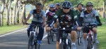 Gowes 19 Km Tingkatkan Performa Fisik Prajurit Kodim 0510/Trs