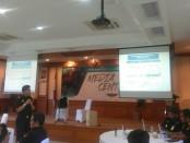 Media gathering yang diinisiasi Kanwil DJBC Bali Nusra - foto: Istimewa