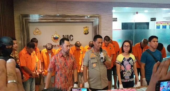 Ekstasi dan Ganja Dalam Kemasan Abon Lele dan Teri Medan Diamankan Polda Metro Jaya
