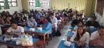Sambut HUT SMK PGRI 3 Denpasar Ke-19, Puluhan Alumni Berkumpul