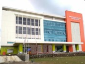 RS Tipe C, di jalan Sukarno - Hatta, Boro Kulon, Banyuurip, Purworejo, ditargetkan selesai pembangunannya untuk tahap dua, pada Desember 2019 - foto: Sujono/Koranjuri.com