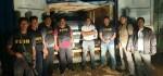 Lantamal Tanjung Pinang Ungkap Mobil Mewah Kiriman dari Singapura