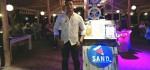 Musik Klasik Rock Iringi Acara Tutup Tahun di Sand Beach Bar Sanur