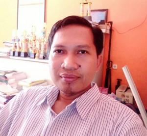Agus Setya Ardiyanto, A.Md, Kepala SMK TI Kartika Cendekia Purworejo - foto: Sujono/Koranjuri.com