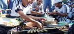 Fashion Show dan Lomba Kuliner Ngelawar Warnai Rangkaian HUT SMK PGRI 3 Denpasar Ke-19