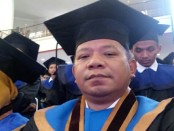 Hermawan Wahyu Utomo, S.T, M.Si, Direktur PDAM Tirta Perwitasari Purworejo - foto: Sujono/Koranjuri.com