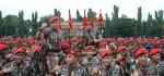 Mayjen TNI I Nyoman Cantiasa Resmi Jabat Danjen Kopassus