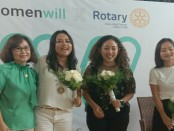 Seminar leadership perempuan bertema 'Be the Inspiration' yang diadakan Rotary Club of Bali Taman District 3420 menggandeng Google Business Group WomenWill - foto: Istimewa