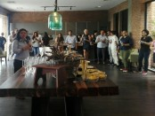 Wine and Chocolate Pairing di Cellardoor Sanur, Selasa, 12 Februari 2019 - foto: Koranjuri.com