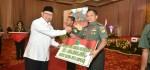 Sinergi dengan TNI, Kemenag Salurkan Dana Bencana Rp 1 Milyar