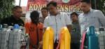 Ratusan Botol Oli Palsu Dibongkar, Polisi Tangkap Pelakunya