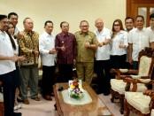 Asosiasi Travel Agent Seluruh Indonesia (ASITA) Bali bersama Gubernur Bali, Senin (18/2/2019) - foto: Istimewa