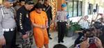 Diborgol Kaki Tangan, Begini Penampakan Pelaku Penganiayaan di Kebo Iwa Denpasar