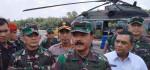 Panglima TNI: Kebakaran Hutan Riau Akan Diatasi dengan Water Bombing