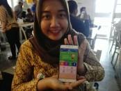 Aplikasi mobile JKN dapat diunduh melalui play store maupun app store - foto: Koranjuri.com