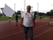 Deklarator acara BRM. Kusuma Putra - foto: Koranjuri.com
